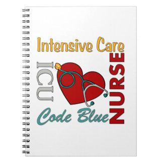 ICU - Enfermera Libro De Apuntes