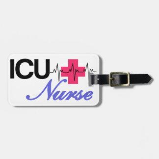 ICU Nurse Bag Tag