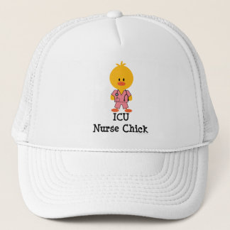 ICU Nurse Chick Hat