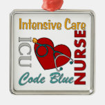ICU - Nurse Christmas Ornaments