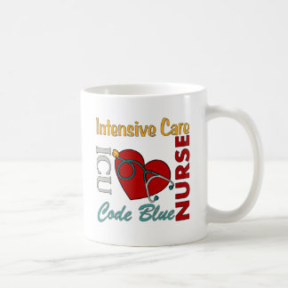 ICU - Nurse Coffee Mug