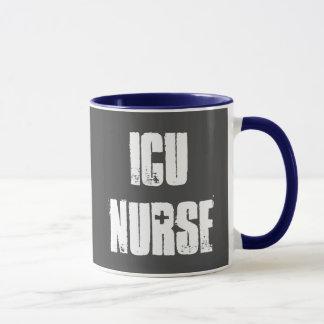 ICU Nurse coffee mug