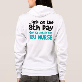 ICU Nurse Creation Hoodie