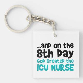 ICU Nurse Creation Keychain