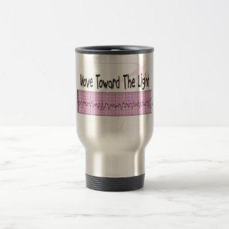 ICU Nurse Gift--Hilarious V-Fib EKG Strip Design Coffee Mugs