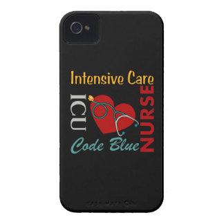 ICU - Nurse iPhone 4 Cases