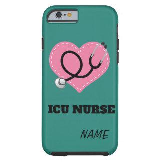 """""""ICU Nurse"""" IPHONE 6/6S TOUGH CASE"""