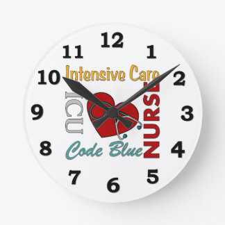 ICU - Nurse Round Clock