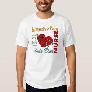 ICU - Nurse T Shirt
