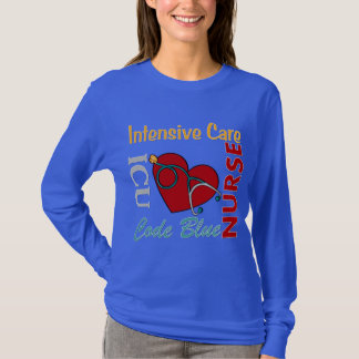 ICU - Nurse T-Shirt
