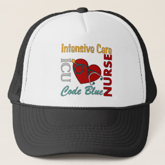 ICU - Nurse Trucker Hat