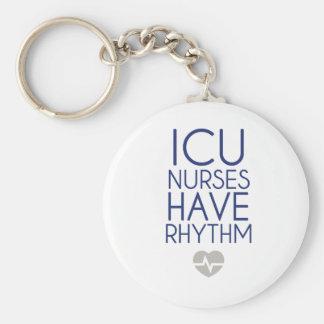 ICU Nurses Keychain