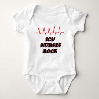 ICU NURSES ROCK BABY BODYSUIT