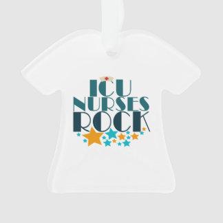 ICU Nurses Rock Ornament