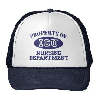 ICU Nursing Trucker Hat