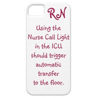 ICU RN Nurse iPhone5 Case