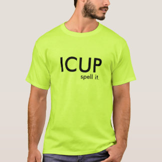 ICUP T-Shirt