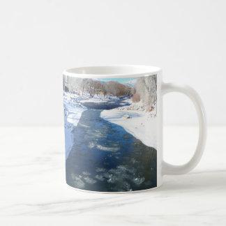 Icy Arkansas River Mugs