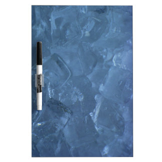 Icy Blue Ice Cube Whiteboard