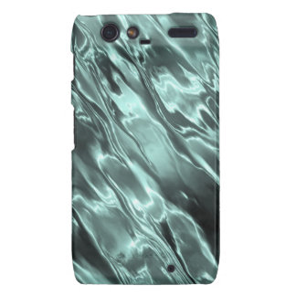 Icy Blue Waters Motorola Droid RAZR Covers