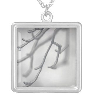 icy branch necklace