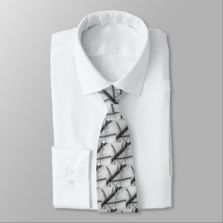 Icy Branch Tie