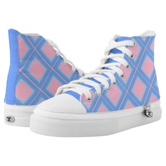 Icy Breeze High-Top Sneakers