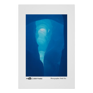 Icy Cave - Photo of the Year Finalist Print