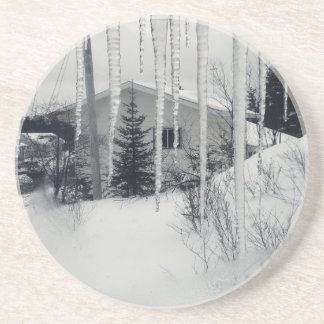 Icy Chill Beverage Coaster