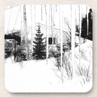 Icy Chill Drink Coaster