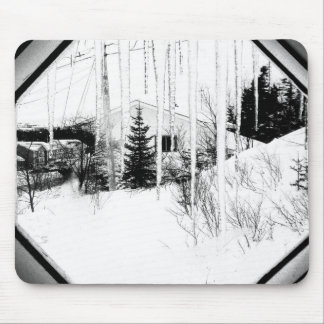 Icy Chill Mouse Pad