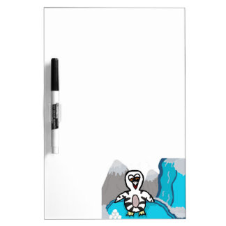 Icy Cool Dry erase board