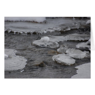 Icy Creek Card