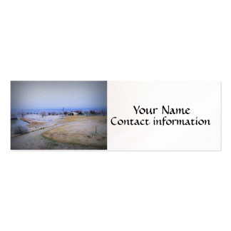 Icy Farm Business Card