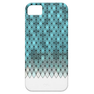 Icy Geometric Case (Black outline) for iPhone5/5s