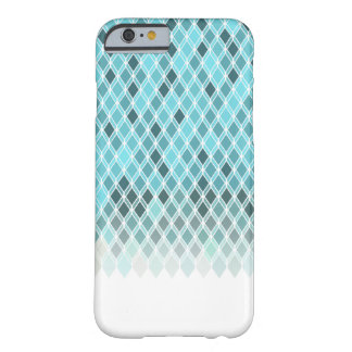 Icy Geometric Patterned Case for iPhone6