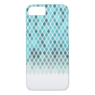 Icy Geometric Patterned Case for iPhone 7