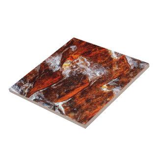 Icy Hot Ceramic Tile