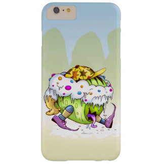 ICY JUICY ALIEN CARTOON  Mate BarelyThere iPhone Barely There iPhone 6 Plus Case