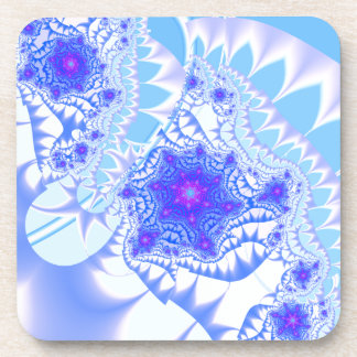 Icy Lace Coasters