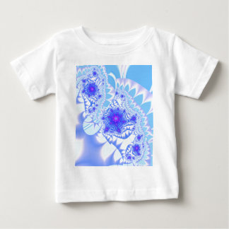 Icy Lace Fractal Design T-shirt