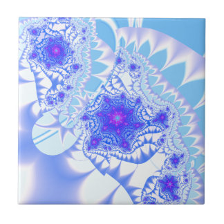 Icy Lace Tile