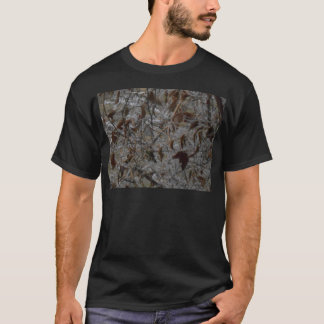 Icy Leaves T-Shirt