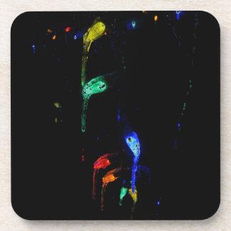 Icy Lights Beverage Coaster