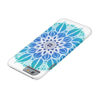 Icy Mandala Mobile Device Case