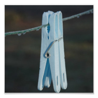 Icy Pegs Posters