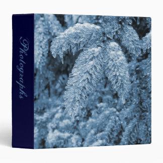 "Icy Pine 1.5"" Photo Album Binder"