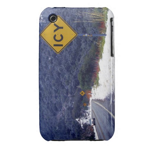 ICY Road Case-Mate iPhone 3 Cases