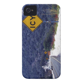 Icy Road iPhone 4 Case-Mate Case
