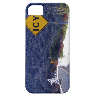 Icy Road iPhone SE/5/5s Case